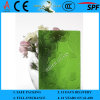3-8mm Green Mayflower Patterned Figured Glass с CE & ISO9001