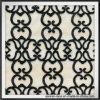 簡単な様式の網の刺繍のレース
