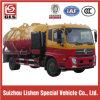 Mini camion de réservoir de double axe avec la fonction d'aspiration d'eaux d'égout