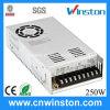 Fuente de alimentación constante de la conmutación del voltaje de S-250 SMPS con CE