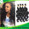 Weiche und Smooth 7A Loose Wave Human Virgin Hairpiece