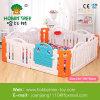 Пластичная загородка младенца игры безопасности с игрой крытый Playard Playpen младенца двери
