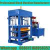 Máquina hidráulica del bloque del motor diesel Qt4-30 y de fabricación de ladrillo
