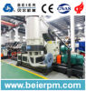 Wasser-Ring PE/PP Plastic Film/Bag Recycling und Pelletizing/Granulation Agglomeration Production Line