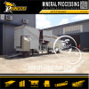 Heavy Mineral Vibrating Drum Screen Machinery Alluvial Gold Mining Equipment
