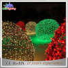 Weihnachtsweißes Zeichenkette-Licht-Dekoration-Kugel-Licht 2016 China-LED