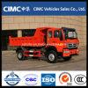 Sinotruk Huanghe 8m3 4*2 Tipper Truck