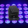 RGBW 4in1 LED Moving Head DJ Light