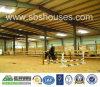 Лошадь высокого качества 2015 Prefab стальная полинянная/дом