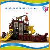 Grande campo de jogos ao ar livre atraído do navio de pirata para os miúdos (A-15002)