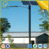 diodo emissor de luz Outdoor Light de Solar do off-Grid 50W de 8m