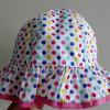 昇進釣バケツの日曜日の女の子の帽子(LB15104)