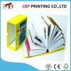 Servicio de impresión profesional del libro de Hardcover con el caso de resbalón