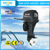 CE Approved 75HP 2stroke Outboard Engine
