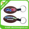 Zubehör-kundenspezifisches Rugby weiche Belüftung-Schlüsselgummikette (SLF-KC031)