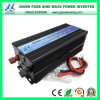 Инвертор волны синуса DC12V AC220/240V 3000W чисто солнечный (QW-P3000B)