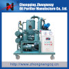 Macchina residua di filtrazione dell'olio isolante di disidratazione dell'olio del trasformatore