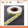 Kundenspezifischer gedruckter PET Papier-Barcode-Drucker-selbstklebender Drucken-Aufkleber-Kennsatz