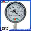 Vacuüm Manometer met het Materiaal van het Roestvrij staal