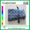 Saco de Tote de dobramento do saco de compra do poliéster de nylon reusável