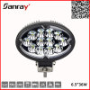 luz de névoa do diodo emissor de luz de 36W 6.5inch para SUV, UTV, jipe