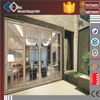 Aluminium and Wood Folding Door