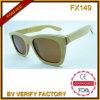 Occhiali da sole del bambù di modo e del blocco per grafici di legno (FX149)