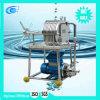 Filtre de traitement des eaux de précision d'acier inoxydable