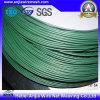 PVC上塗を施してある鉄のWire/PVCによって塗られるタイWire/PVCの上塗を施してあるGIワイヤー