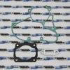 La garniture de silencieux de carter de cylindre pour la chaîne de Stihl Ms200 Ms200t 020t a vu