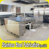 Residential Apartment를 위한 Morden Stainless Steel Kitchen Cabinet