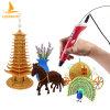 아주 흥미로운 아이들 장난감은 펜을 인쇄하는 3D 디지털을 놓았다