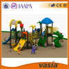 Equipamento 2015 ao ar livre do campo de jogos do parque do jogo de crianças do tema da luz solar de Vasia