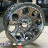 оправы колеса хромовой стали полной стороны тележки 4X4