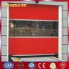 Puerta de alta velocidad automática del obturador del rodillo del PVC (YQRD018)