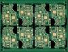 PWB 6layers con el oro/la impedancia Control/UL/RoHS de la inmersión