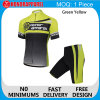 Douille de circuit de sublimation de Honorapparel faisant un cycle le Jersey