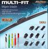 Neues Multifunctional Wiper Blade mit 11 Adaptors
