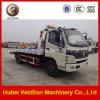 Flatbed Slepende Vrachtwagen Wrecker van Foton 8t/8ton