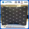 soporte de exhibición curvado los 8FT de la tela (LT-24)
