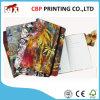 Papel barato del cuaderno del fabricante del cuaderno, cubierta para la impresión del cuaderno