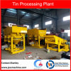 Zinn-Bergwerksausrüstung-Spannvorrichtungs-Maschine