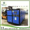 Réfrigérateur industriel du vaporisateur 10kw d'enroulement d'en cuivre de réservoir d'eau d'acier inoxydable de protection de sécurité