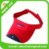 A parte traseira do elástico do tampão da viseira de Sun do golfe da alta qualidade projeta o chapéu
