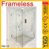 Двери ливня Frameless стеклянные/дверь ванной комнаты/ливень ванной комнаты