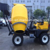 Water Pump (SD1000M)の1000L Portable Concrete Mixer
