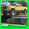 La camioneta pickup cubre cubiertas plegables duras del Tonneau de la cama larga de Ford F150 8 las '