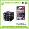 5.4cm Sudo Puzzle Cube con Blister Card Packing