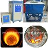 Mittelfrequenzinduktions-Metallschmelzende Maschine