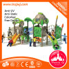 Campo de jogos ao ar livre plástico do parque de diversões LLDPE